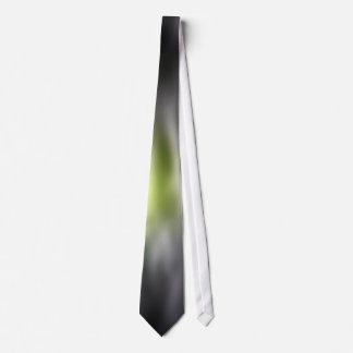 Fondo borroso verde y negro corbatas
