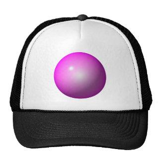 Fondo brillante del logotipo del diseño gráfico de gorra