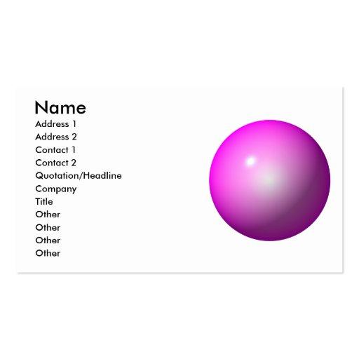 Fondo brillante del logotipo del diseño gráfico de tarjetas de visita