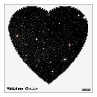 Fondo - cielo nocturno y estrellas vinilo