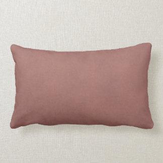 Fondo color de rosa oscuro polvoriento del papel cojín