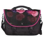 fondo color de rosa rosado bolsas de ordenador