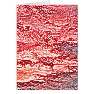 fondo coloreado rosa rojo abstracto de la puesta felicitacion