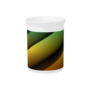 Fondo colorido abstracto 4 jarrón