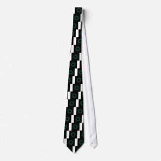 Fondo colorido abstracto corbatas