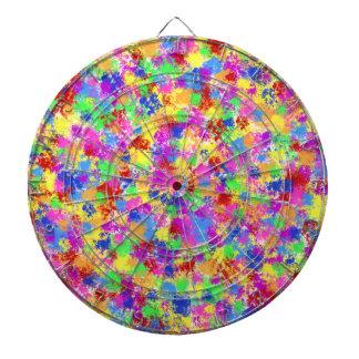Fondo colorido brillante del arco iris de la