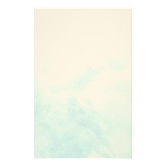 fondo colorido de la acuarela para su papeleria de diseño