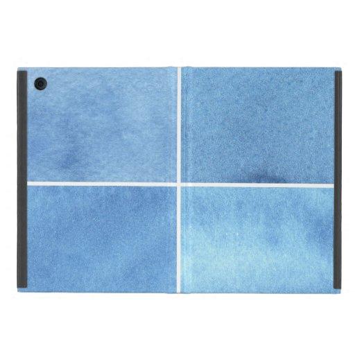 fondo colorido de la acuarela para sus 4 iPad mini protectores