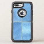 fondo colorido de la acuarela para sus 4 funda OtterBox defender para iPhone 7 plus