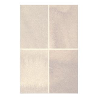 fondo colorido de la acuarela para sus 5 papelería personalizada