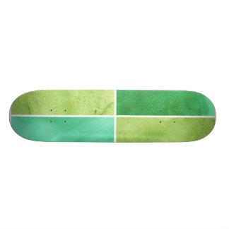 """fondo colorido de la acuarela para sus 6 patineta 7 7/8"""""""