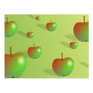 Fondo de Apple Tarjetas Postales