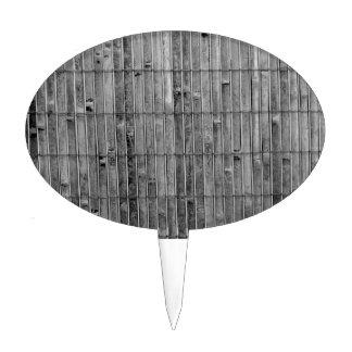 fondo de bambú .jpg del bw 2 de la estera decoraciones de tartas