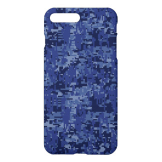 Fondo de Camo de la marina de guerra listo a Funda Para iPhone 7 Plus