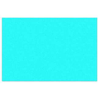 Fondo de la aguamarina del color sólido papel de seda extragrande