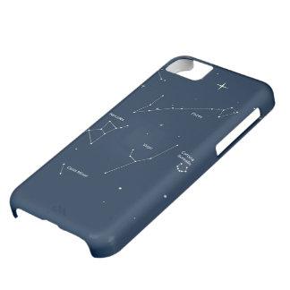 fondo de la astronomía funda para iPhone 5C