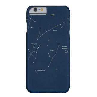 fondo de la astronomía funda para iPhone 6 barely there