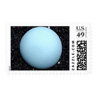 Fondo de la estrella de NEPTUNO V.2 del PLANETA Sello