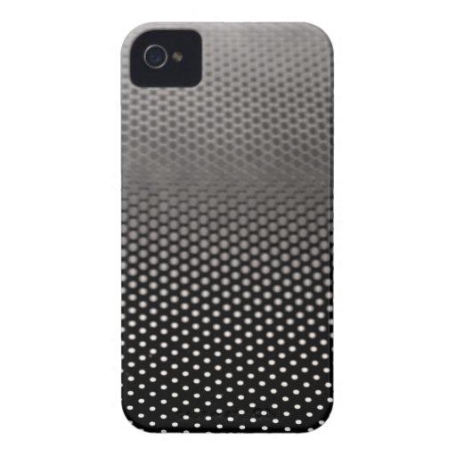 fondo de la ilusión óptica Case-Mate iPhone 4 protectores