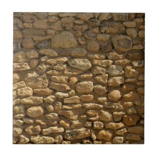 Fondo de la pared de ladrillo azulejo cuadrado pequeño