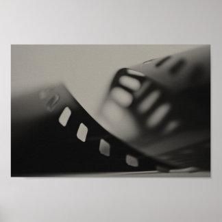 Fondo de la película impresiones