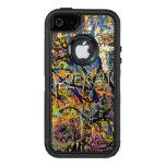 Fondo de la pintada funda otterbox para iPhone 5/5s/SE