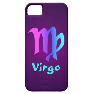 Fondo de la púrpura de la caja del teléfono de la funda para iPhone SE/5/5s