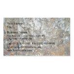 Fondo de la textura de la piedra de las rocas de l plantilla de tarjeta de visita