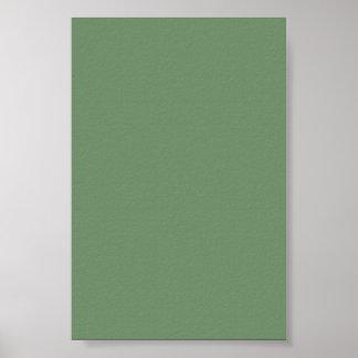 Fondo de la verde salvia en un poster