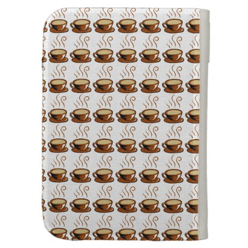 Fondo de las tazas de café
