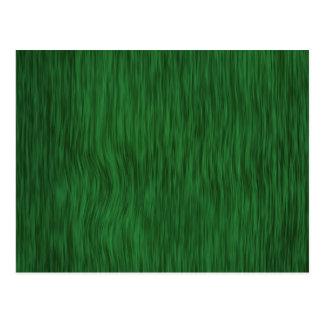 Fondo de madera áspero del grano - verde postales