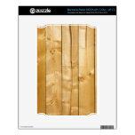 Fondo de madera brillante NOOK skin