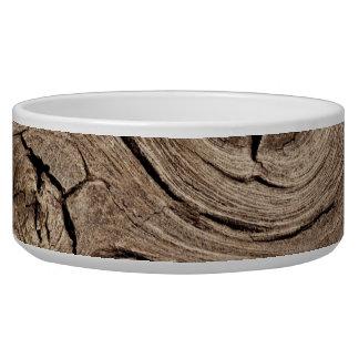 Fondo de madera boles para gatos