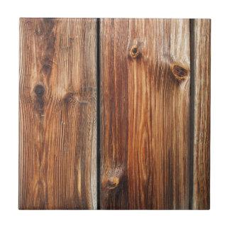 Fondo de madera del vintage del tablón azulejo cuadrado pequeño