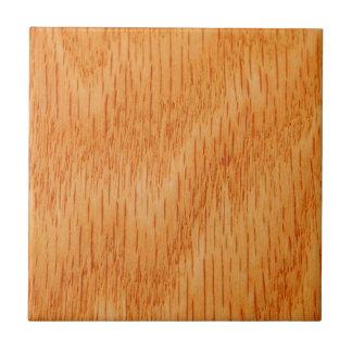 Fondo de madera - grano de bambú liso modificado azulejo cuadrado pequeño