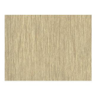 Fondo de madera granoso rústico descolorado postal
