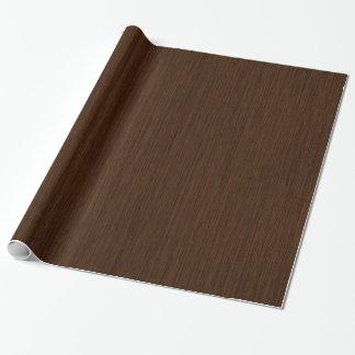 Fondo de madera granoso rústico oscuro papel de regalo