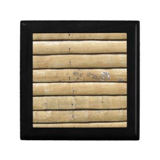 fondo de madera caja de recuerdo