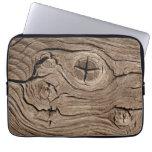 Fondo de madera manga computadora