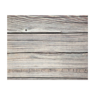 Fondo de madera resistido vintage - viejo tablero impresiones de lienzo
