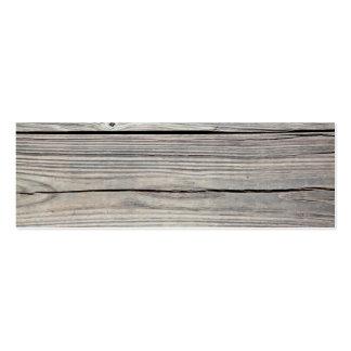 Fondo de madera resistido vintage - viejo tablero plantilla de tarjeta de negocio