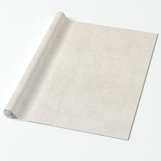 Fondo de marfil antiguo de papel del pergamino del papel de regalo