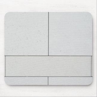 Fondo de mármol de la pared tapete de raton