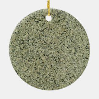Fondo de mármol gris manchado de la textura adorno de navidad