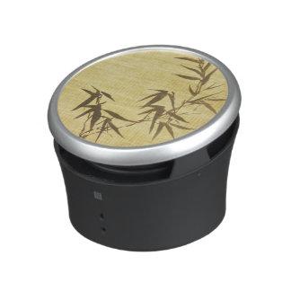 Fondo de papel de bambú manchado Grunge Altavoz Con Bluetooth