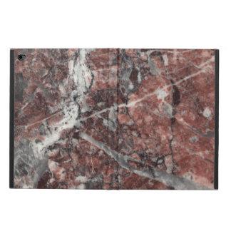 Fondo de piedra color de rosa cristalino del