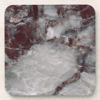 Fondo de piedra del modelo de Grisso de Burdeos - Posavasos