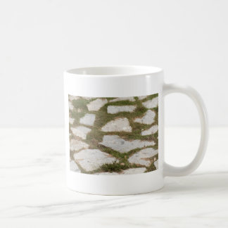 fondo de piedras taza clásica