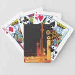 Fondo de semitono técnico 2 baraja de cartas