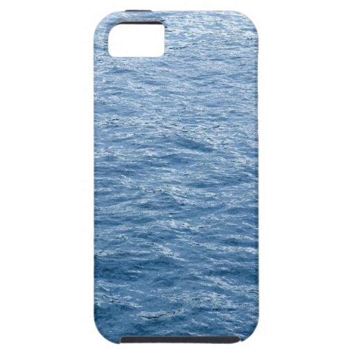 Fondo del agua iPhone 5 fundas